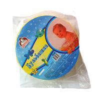 Губка банная Бульбашка детская 1 шт
