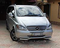Кенгурятник на Mercedes Vito