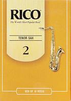 Трости для тенор саксофона RICO RKA1020