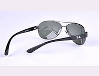 Солнцезащитные очки RAY BAN 3386 black LUX