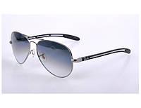 Солнцезащитные очки RAY BAN aviator 8307-004/32 carbon LUX
