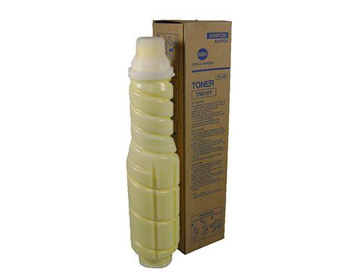 TN610Y Тонер Yellow (желтый) для моделей C5500/6500, ресурс 24 000 @5%