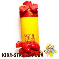 Боксерская груша детская Full Contact большая Danko toys