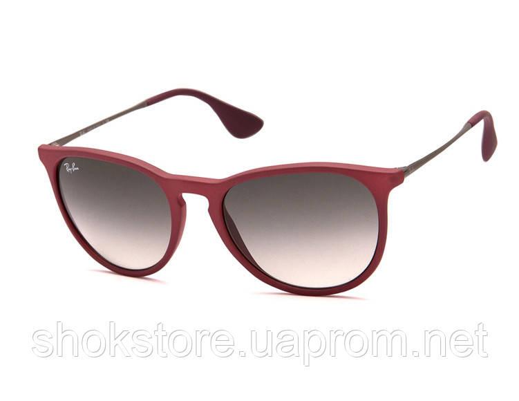 Солнцезащитные очки Ray Ban Erika - shokstore.com.ua интернет-магазин в  Киеве 7d1bd5e200d68