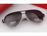 Солнцезащитные очки Cartier (0690) dark silver