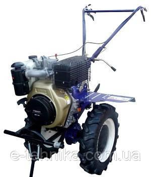 Мотоблок дизельный Темп ДМК-1050
