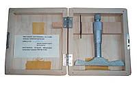 Глубиномер микрометрический MMsd-S-100 0÷25 мм 0,01 VIS