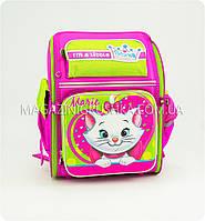 Рюкзак школьный каркасный Кошечка Мэри «1 вересня» 551667
