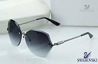 Солнцезащитные очки Swarovski (grey)