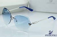 Солнцезащитные очки Swarovski (blue)