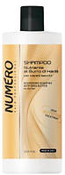 Шампунь питательный для сухих и тусклых волос с маслом карите 1000 мл Numero Deep Nutritive Brelil