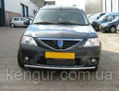 Кенгурятник на Dacia Logan MCV