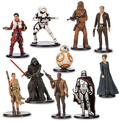 Большой набор фигурок Делюкс Звездные войны Дисней/ Star Wars Play Set Disney