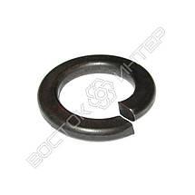 Шайба пружинная М10 DIN 127 | Размеры, вес, фото 2