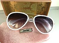 Солнцезащитные очки Miu Miu (smu 17 ns) white