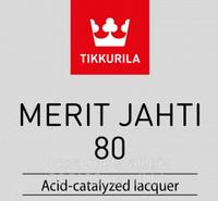 Тиккурила Merit Jahti-oднокомпонентный уретано-алкидный лак 10л
