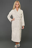 Бабмбуковый махровый халат Eke Home DOGA
