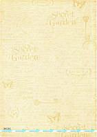 Декупажная карта №1