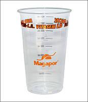 Мерные пластиковые стаканы для сбора спермы 50 шт по 400 мл