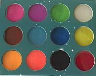 Набор цветных акрилов