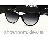 Солнцезащитные очки Chanel (5362) black