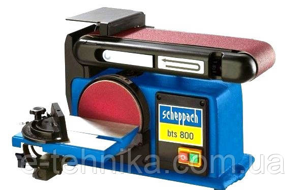Шлифовальный станок Scheppach BTS 800