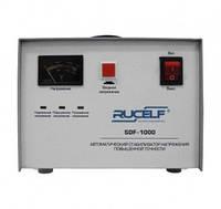 Стабилизатор RUCELF  SDF - 1000 электромеханический