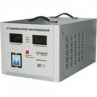 Стабилизатор напряжения FORTE IDR-8kVA Сервомоторный