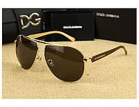 Солнцезащитные очки Dolce&Gabbana 10006 gold