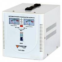 Стабилизатор напряжения FORTE TVR-5000VA релейный