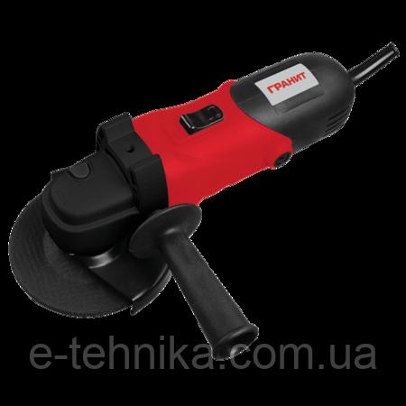 Болгарка Гранит ШУ-125/1100