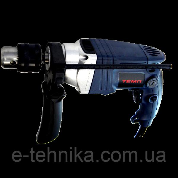 Дрель ударная Темп ДЭУ-1200