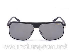 Солнцезащитные очки Prada (PR 038) silver