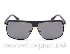 Солнцезащитные очки Prada (PR 038) gold
