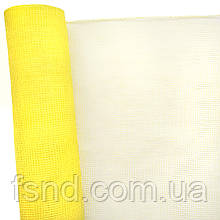 "Сетка ""NORMAL MESH"" - 1 (53 см х 6 м) желтая"