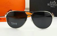 Солнцезащитные очки Hermes (9001)хром
