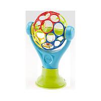 Мяч на присоске OBall Bright Starts, OB81529