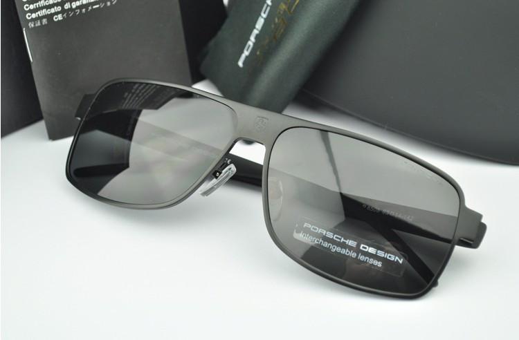 Солнцезащитные очки Porsche Design c поляризацией (p8508) черная оправа -  shokeru.in. 2601542afd7af