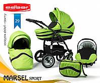 Универсальная коляска 3в1 ADBOR Marsel Sport , фото 1