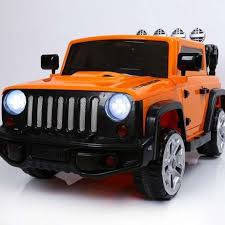 Детский электромобиль джип Range Rocky FT 1358, фото 2