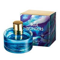 32454 Oriflame. Туалетная вода Oriflame Blue Wonders. Орифлейм 32454.