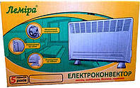 "Конвектор  ""Леміра"" ЭВУА-1,5/230С2 (х)"