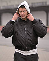 Куртка летная MA1 США, black  Sturm Mil-Tec