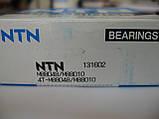 Конический роликоподшипник М88048/М88010 (4Т-М88048/М88010), фото 2