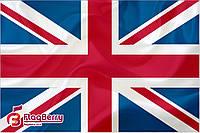 Флаг Великобритании  80*120 см., искуственный шелк