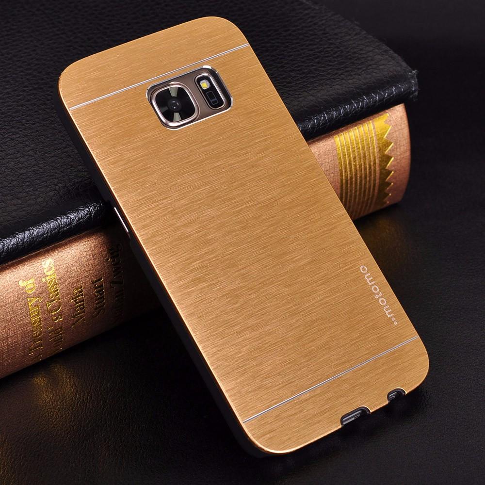 Чехол для Samsung Galaxy S7 G930 motomo металлический