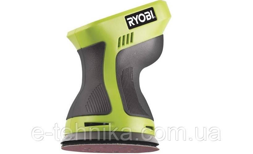 Вибрационная шлифмашина Ryobi CRO 180 MGH  аккумуляторная