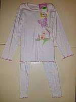 Пижама на девочку, рост 122-128 см