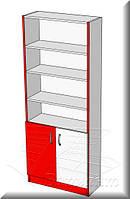 Шкаф аптечный с дверками