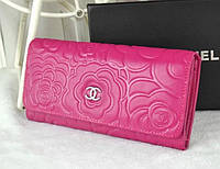 Женский кошелек Chanel (61734) rose